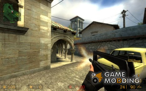 Default Famas retextured for Counter-Strike Source