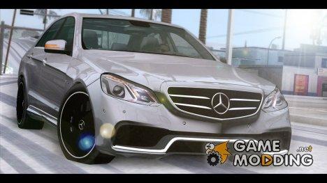 Mercedes-Benz E63 AMG 2014 для GTA San Andreas