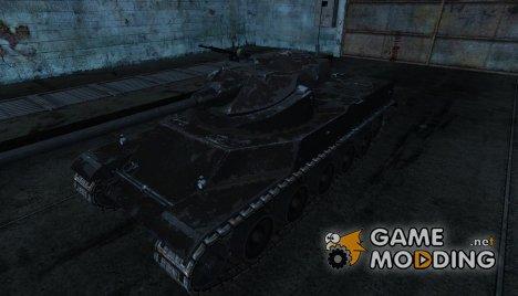 Шкурка для AMX 50 100 for World of Tanks