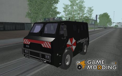 AM 7.0 Umbrella Corporation для GTA San Andreas