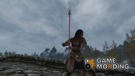 Guan Dao for TES V Skyrim