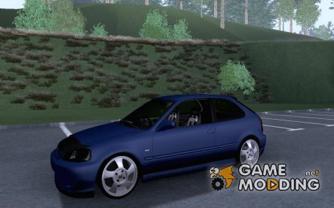 Honda Civic Vtec for GTA San Andreas
