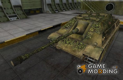 Ремоделинг для JagdPanther для World of Tanks