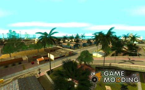 Совершенная растительность v.2 для GTA San Andreas