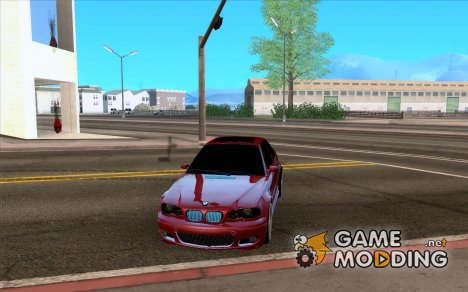 BMW 330 Ci for GTA San Andreas