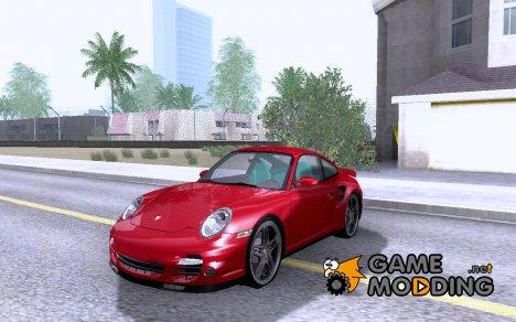 Porsche 911 (997) turbo for GTA San Andreas