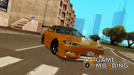 Nissan Silvia S15 GT Uras for GTA San Andreas