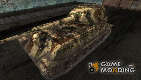 Шкурка для VK4502(P) Ausf. B for World of Tanks