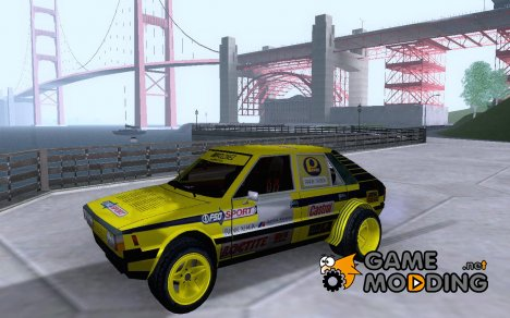 1978 Polonez 2500 Racing для GTA San Andreas