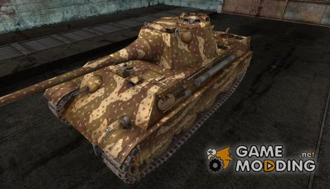Ambush Panther II for World of Tanks
