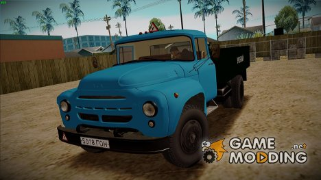 ЗиЛ 130 Учебный для GTA San Andreas