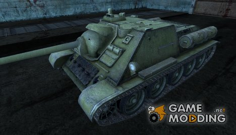 СУ-85 для World of Tanks