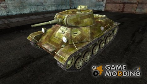 Шкурка для Т-50 для World of Tanks