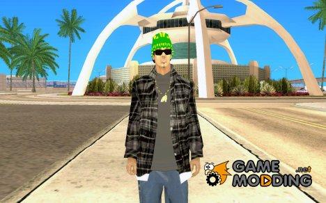 Новый член банды for GTA San Andreas