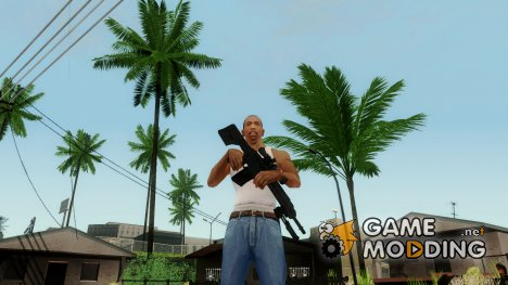 CoD MW3 - Remington RSASS для GTA San Andreas