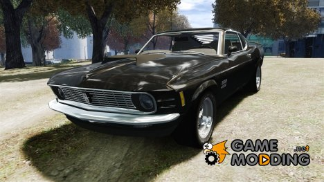 Ford Mustang Boss 429 for GTA 4