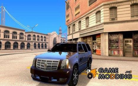 Cadillac Escalade AK-47 для GTA San Andreas