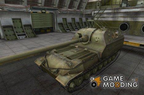 Ремоделлинг для Объект 261 для World of Tanks