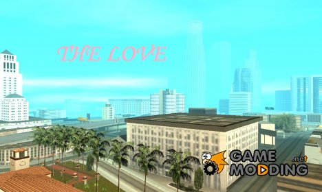 The Love for GTA San Andreas