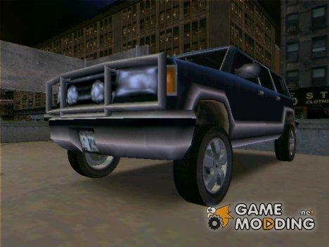 Колумбийский Ранчер для GTA 3