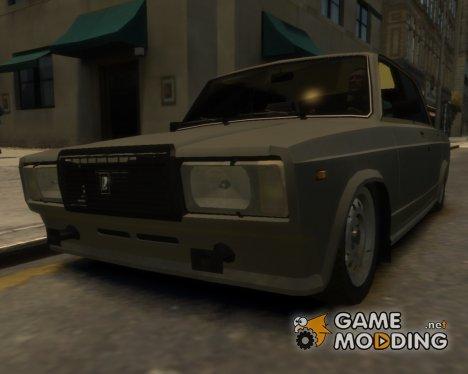 ВАЗ 2107 Бродяга для GTA 4
