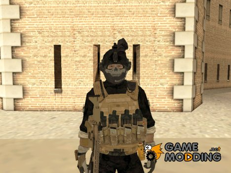 USA Army Special Forces V2 для GTA San Andreas