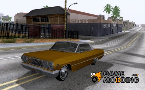 Chevrolet Impala 4 Door Hardtop 1963 for GTA San Andreas