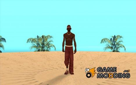 Ниггер для GTA San Andreas