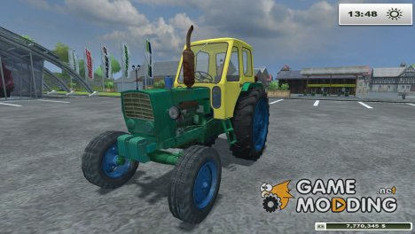 Беларус ЮМЗ 6М for Farming Simulator 2013