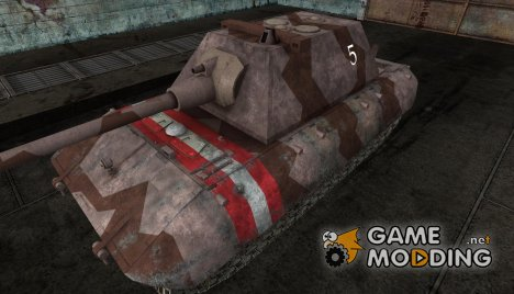 Шкурка для E-100 (Вархаммер) для World of Tanks
