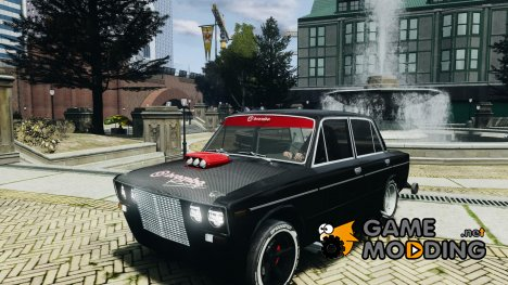 Lada VFTS V1 для GTA 4