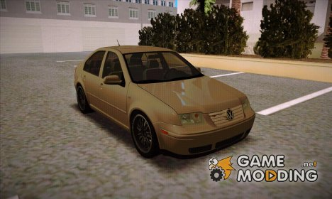 Volkswagen Bora VR6 for GTA San Andreas