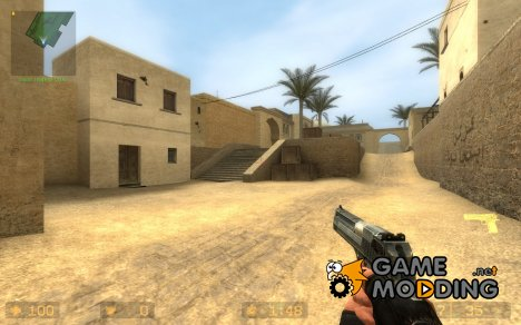 Deagle Reskin для Counter-Strike Source