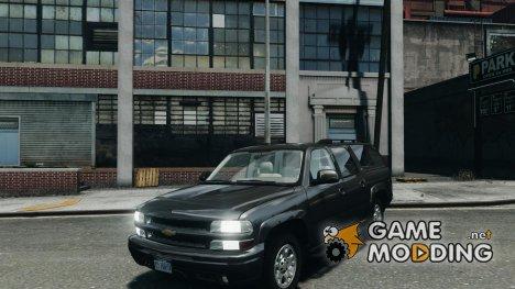 Chevrolet Suburban Z-71 2003 for GTA 4