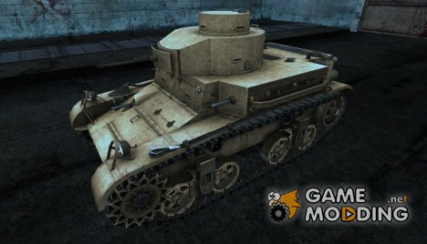 M2 lt Drongo для World of Tanks