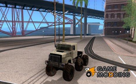 Зил 497200 for GTA San Andreas