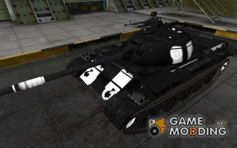 Зоны пробития Type 62 for World of Tanks