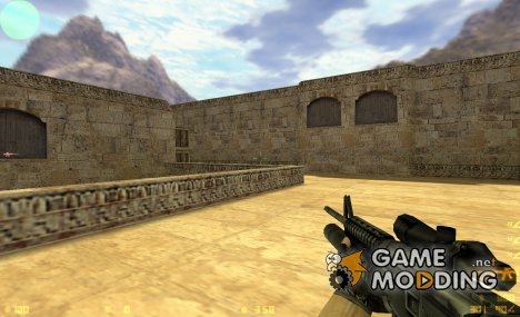 Combat M4A1 Hack for Counter-Strike 1.6