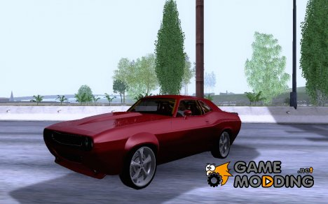 1971 Dodge Challenger Tuned для GTA San Andreas