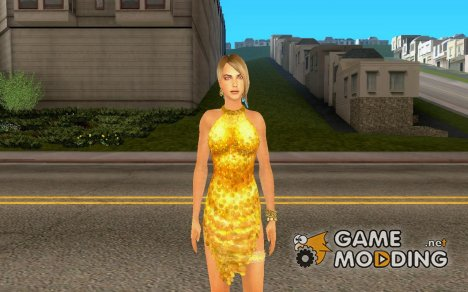 Amber Bailey for GTA San Andreas
