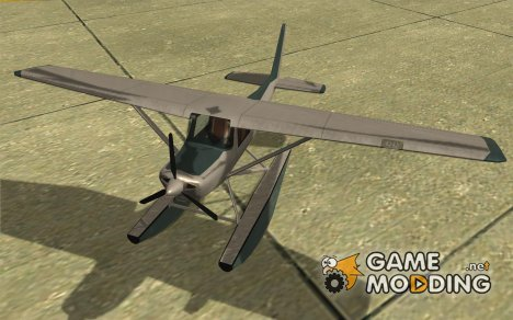 Cessna 152 водный вариант for GTA San Andreas
