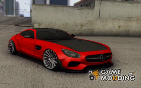 Mercedes-Benz AMG GT Prior Design для GTA San Andreas
