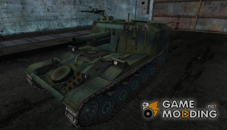 Шкурка для AMX 105AM для World of Tanks