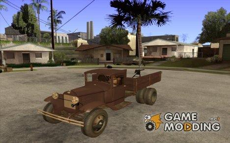 ГАЗ-АА для GTA San Andreas