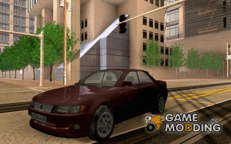 Mark 2 samyrai for GTA San Andreas