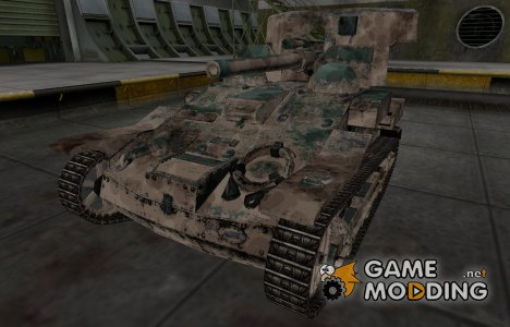 Французкий скин для Renault UE 57 для World of Tanks