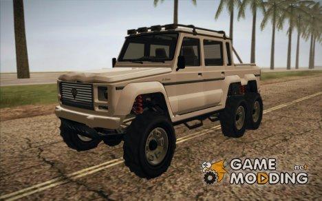 GTA V Benefactor for GTA San Andreas