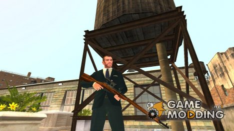 Винтовка Мосина for GTA 4