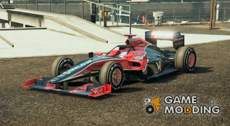Virgin F1 v1.1 for GTA 5