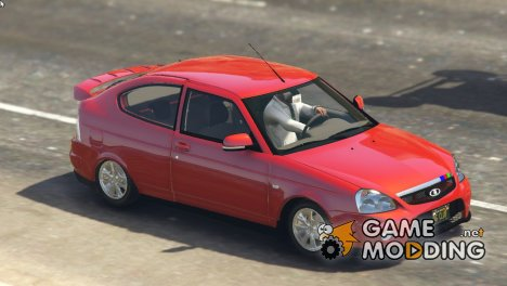 Lada Priora Sport Coupe v0.1 for GTA 5